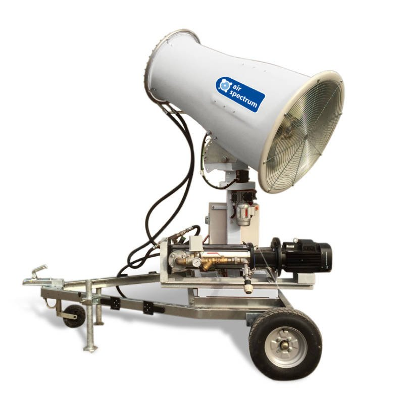 DC50 Dust Cannon System