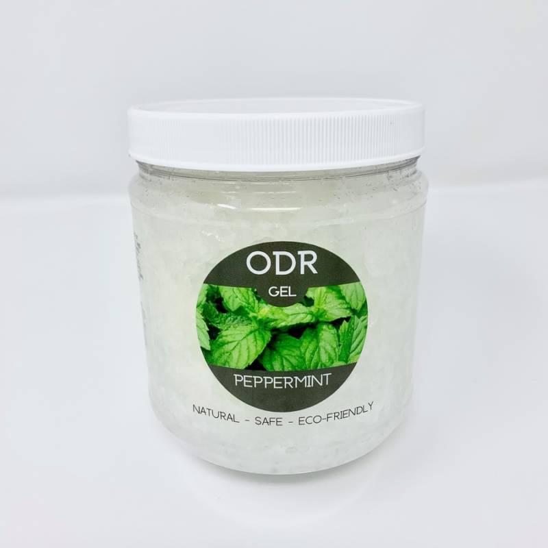 Peppermint ODR gel