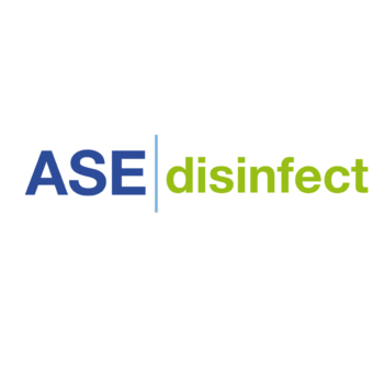 ASE Disinfect logo