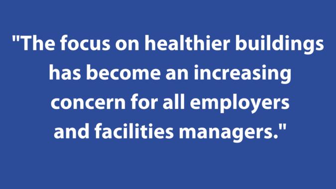 HVAC Healthier buildings